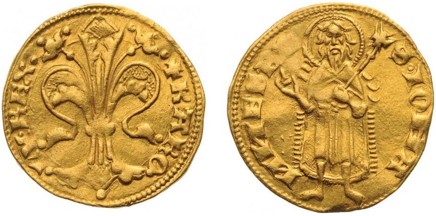 TóthCs5 karoly aranyforint