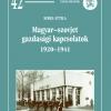 Seres Attila: Magyar–szovjet gazdasági kapcsolatok 1920–1941