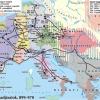 10. sz. A magyar hadjáratok, 899–970